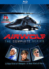Airwolf: The Complete Series Blu-ray Disc, 2016, 14-Disc Set