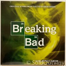 BREAKING BAD Soundtrack Vinyl LP (pink) Jesse Pinkman Edition /200 *sealed* OST