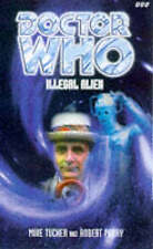Doctor Who: Illegal Alien, Tucker, Mike Paperback Book