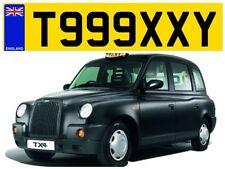 *TAXI TAXIS HACKNEY CAB CABS CABBY CABBIE DRIVERS PRIVATE NUMBER PLATE*DVLA PAID
