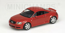 Audi TT Coupè Red 430017250 1/43 Minichamps