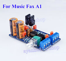 Double NE5532 Pre-amplifier Board Preamp Amplifier DIY Kits for Music Fax A1