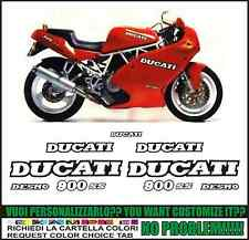 kit adesivi stickers compatibili   900 ss supersport 1991