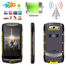 "5"" 4G FDD-LTE Discovery V1M Rugged Mobile Phone Waterproof Smartphone V8 V9 V11"