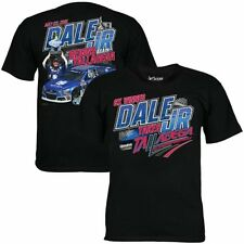 Dale Earnhardt Jr Talladega 6 Time Winner Chase T- Shirt Adult Medium Free Ship