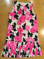 Milly Minis Floral Girls Designer Dress Age 12 - Absolute Gorgeous