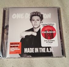 One Direction  Made in the AM CD Limited Edition Target Exclusive Niall