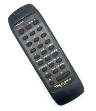 Original Fernbedienung EUR643900 Technics CD remote control ohne Batteriedeckel