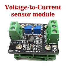 Voltage to Current Module 0-10V turn 4-20mA Conversion sensor