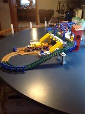 Used GeoTrax By Fisher Price Grand Central Station.  See Pics For Details. #75