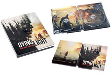 DYING LIGHT NEW STEELBOOK PS4 PC XBOX G2 SIZE STEELBOX METAL CASE IN STOCK