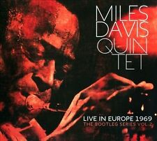 MILES DAVIS QUINTET**BOOTLEG SERIES VOL. 2: LIVE IN EUROPE 1969**3 CD+DVD SET