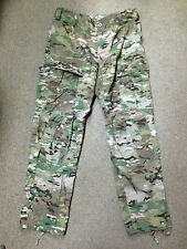 MULTICAM ARMY COMBAT PANT FLAME RESISTANT MEDIUM LONG NWOT