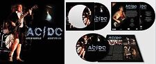 AC/DC  Live in Nashville 8/8/1978  LP PICTURE DISC