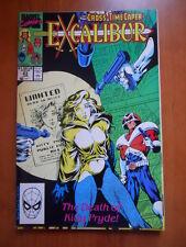 EXCALIBUR #23 Marvel Comics  [SA42]