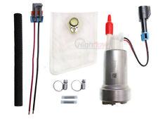GENUINE WALBRO 450LPH Hochleistungs- Benzinpumpe+Installation Set F90000267 E85