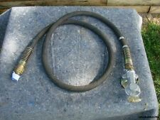 Military Truck 5 ft. Trailer Airline Air Line Hose w/Glad Hand m105 m35 NOS New