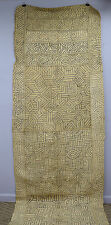 Kuba Cloth Applique  Decorative Skirt Congo African Handmade Fabric
