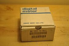Asahi Keki Co. AM-122A-1V-15-1 Digital Meter Used