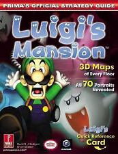 Luigi's Mansion: Prima's Official Strategy Guide by Stratton, Bryan, Authors, P