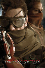 "METAL GEAR SOLID V: THE PHANTOM PAIN - GAMING POSTER (GOGGLES) (SIZE: 24 x 36"")"