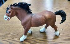 "Safari LTD 6"" Clydesdale Horse"