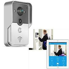 Wireless WiFi Door Bell Video Camera Phone Intercom Doorbell Home Security