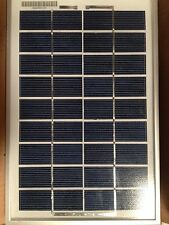 5W 6V Solar Panel  Two pieces  PV Module RV marine Boating  10W 12V in Series
