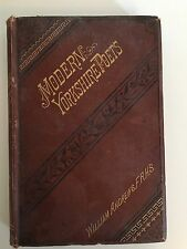 Modern Yorkshire Poets William Andrews F.R.H.S First edition Published 1885