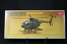 XJ023 ACADEMY 1/48 maquette avion 1644 HUGHES 500 D Tow Attack Helicopter
