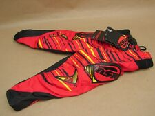 NWT MSR M13 Axxis Youth Y18 Motocross MX Motorcycle Pants Red Yellow