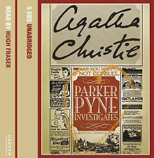 Parker Pyne Investigates by Agatha Christie (CD-Audio, 2006) 5 CDs
