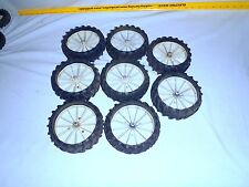 8  Farm Toy Tractor Ertl  Tires with rims used