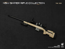 1/6 Easy & Simple NSW Sniper Rifle TAC 338 Rifle Set *TOY ACTION FIGURE SIZE*