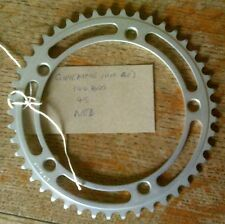 NOS 45 TOOTH GIPIEMME 144BCD  CHAINRING, CAMPAGNOLO RECORD TYPE