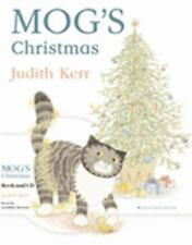 Mog's Christmas (Book & CD) by Kerr, Judith, Good Book