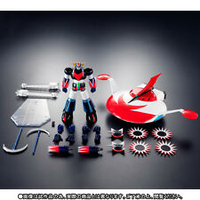 BANDAI SUPER ROBOT CHOGOKIN GRENDIZER UFO ROBOT GOLDRAKE + SPAZER NUOVO NEW