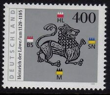 Germany 1995 The 800th Anniversary of the Death of Heinrich der Löwe SG 2650 MNH