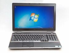 Dell Latitude E6520 Quad Core i7 2.2GHz 8GB 320GB 1920x1080 Webcam Gaming Laptop