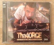 Tha 4orce - Trips On a 303  Album 2 x CD NEW (Includes Instrumentals)