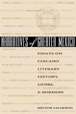 CMAS History, Culture, and Society: Narratives of Greater Mexico : Essays on...