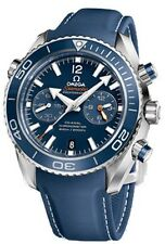 232.92.46.51.03.001 | OMEGA SEAMASTER PLANET OCEAN BLUE CHRONOGRAPH MEN'S WATCH
