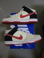 Nike Dunk Mid Pro SB Street Fighter RYU Size 12 Authentic DS NEW (314383-200)