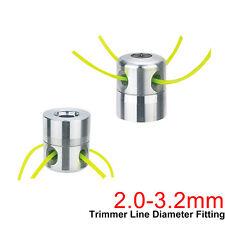 Trimmer Head 4 Line Nylon Alloy WhipperSnipper Brush Cutter Brushcutter