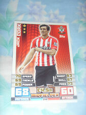 BN KFC Barclay Premier League Soccer Match Attax Attack Trading Game Card (H)