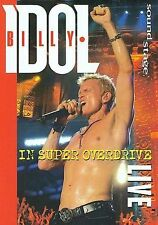 Billy Idol: In Super Overdrive: Live (DVD, 2009)
