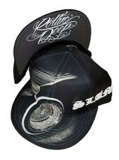 DGA Day of the Dead Rockabilly Low Rider Art Men's Snapback Cap/Hat Rollin Deep