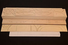 "Giant 1/3 Scale HOWARD DGA 5 ""IKE"" Laser Cut Short Kit & Plans 85.5in. wing span"
