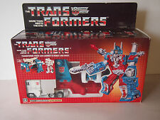 First Gen Transformers City Commander Ultra Magnus 1984 5795