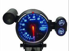 Defi Link Meter BF Tachometer Gauge 80mm Blue DF07503 Uni Fit Toyota Holden etc